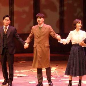 韓国ミュージカル「ファンレター」이규형-문성일 ペア