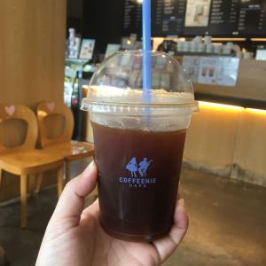 薬水駅カフェ コーヒーニー coffeenie 커피니약수역점