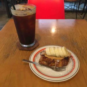 意図せず見つけた雰囲気のいいフレンチトーストカフェ Cafe B-hjnd