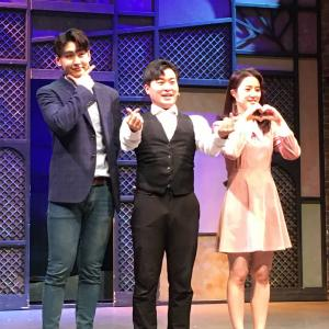 韓国ミュージカル『キム・ジョンウク探し~あなたの初恋探します』뮤지컬 김종욱찾기