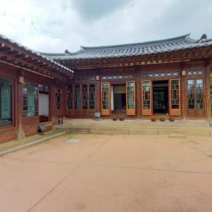北村韓屋村 近代韓屋様式をそのまま残している韓屋 白麟済家屋