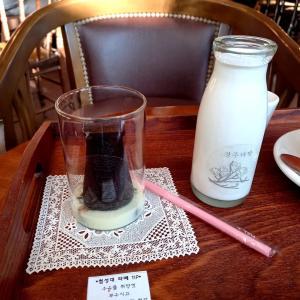 韓国地方旅行 慶州市編⑥ 映画のセットみたいな純喫茶 慶州タバン 경주다방