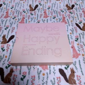 韓国ミュージカル 「メイビー・ハッピーエンディング」サウンドトラック紹介 뮤지컬〈어쩌면 해피엔딩〉OST