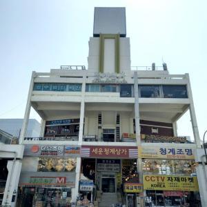 韓国ドラマ「ヴィンチェンツォ」クムガプラザ撮影地 世運清渓商街 빈센조 세운상가