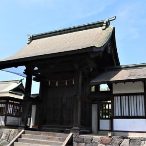 懐かし九州くるま旅7日目その1 阿蘇神社