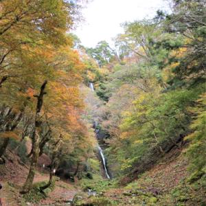 松葉がにまつりへ行ってみた 3 猿尾滝