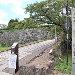 秋のはじまり丹波篠山 2 篠山城跡