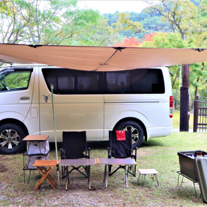シーズン到来能勢キャンプ 4 お気に入りのキャンプ道具達
