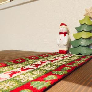 【クリスマス雑貨】ツリーや小物を出しました【楽天・ニトリなど】