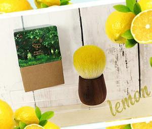 夏の贈り物に レモンブラシ