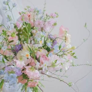 1月の季節花クラスレポ