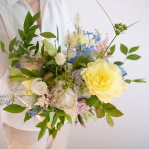 6月の季節花クラスレポ