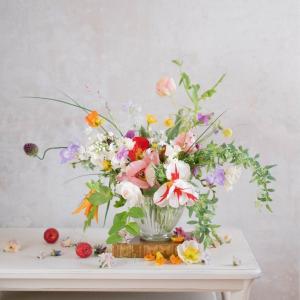 7月の季節花クラスレッスンスケジュールのご案内