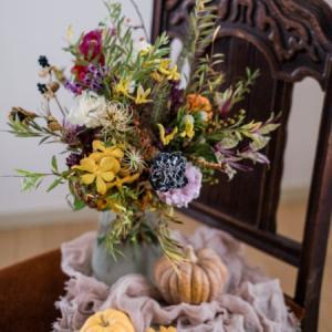 10月の季節花クラスレッスンスケジュールのご案内