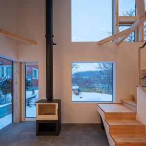 Worksに「北窓の家」を追加しました。