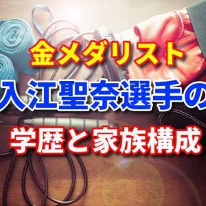 金メダルリスト入江聖奈選手の出身中学校、高校、大学と家族構成!彼氏はいるの?