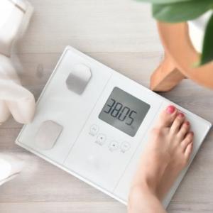 体重を記録して痩せる