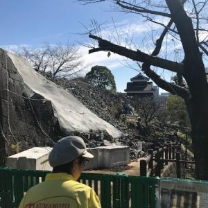 熊本地震から3年。特別公開も始まった熊本城復興の今。