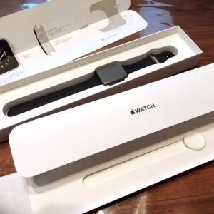 ついに!わが家に「Apple Watch」 がやってきた!!