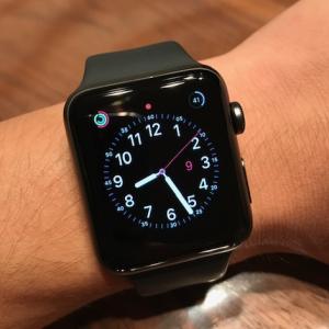 Apple Watchを使ってみたらめちゃくちゃ便利でした!①
