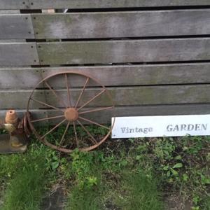 ガーデンサインのその後
