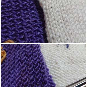 毛糸の編み方を間違えて覚えていた話