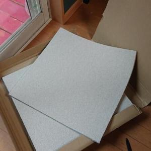 1.5畳程度の部屋づくり3 寒さ対策・タイルカーペット編 送料込みで約3000円! サンゲツ NT-350 NT350