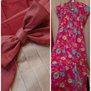 入学式用 袴 着物作り ハンドメイド 手作り 入学準備