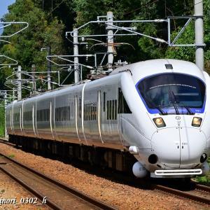 Oct.13,2019 885系電車