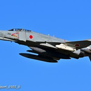 Nov.12,2019 「F-4EJ ファントムⅡ(17-8301)」