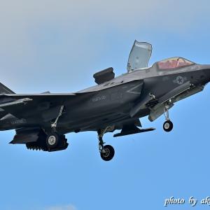 Jul.12,2019 「F-35B〔VMFA(AW)-121〕」