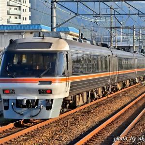 Nov.17,2019 キハ85系気動車