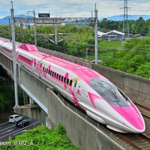Jul.4,2020 500系「ハローキティ新幹線」