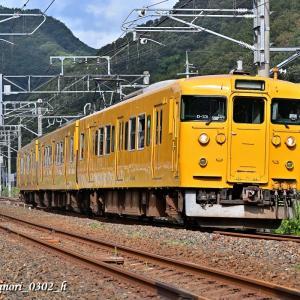 Sept.2,2020 115系(岡オカ D-13編成)