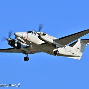 Sept.1,2020 汎用輸送機「UC-12W(スーパーキングエア)」