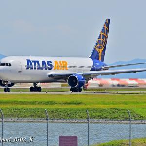 Sept.21,2020 アトラス航空「B767-300ER(N662GT)」