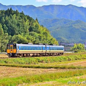 Oct.18,2020 キハ187系気動車