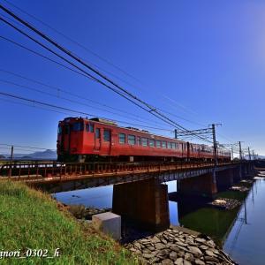 Oct.25,2020 キハ40系気動車(回送列車)