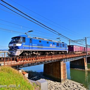 Oct.25,2020 EF210-320号機(ECO-POWER 桃太郎)