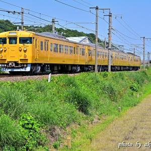 May.30,2021 115系電車(広セキ N編成)