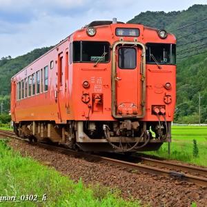 Jul.25,2021 キハ40系気動車 part.2