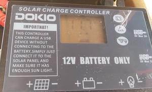DOKIO 100w ソーラーチャージ実験結果 2019年9月19日