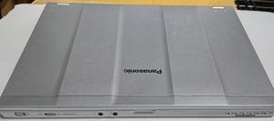Panasonic CF-LX3 Let's note LX3EDJCS 2020年11月末頃から使用