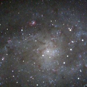 4万円のCMOSカメラで銀河を撮る その2