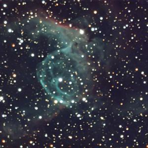 NGC2359トールの兜星雲