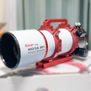「Askar FAR400」5枚玉7.2cmF5.6開封レビュー
