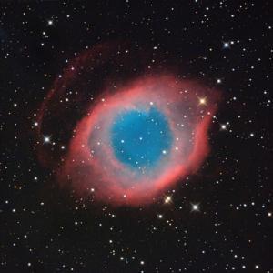 ASI533MCProで撮る「らせん星雲」