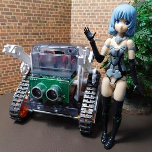 機械人形の夢を追って ~Step.1~ 自律走行ロボの活用