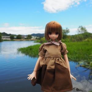 マヤちゃんの秋衣装