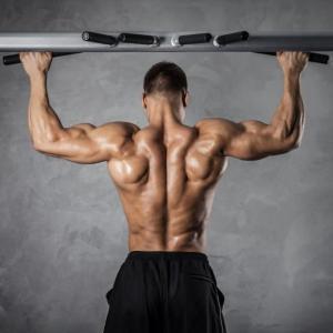 筋力低下にめげずに背中トレーニング